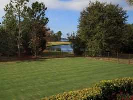 The property sits on 0.61 acres.