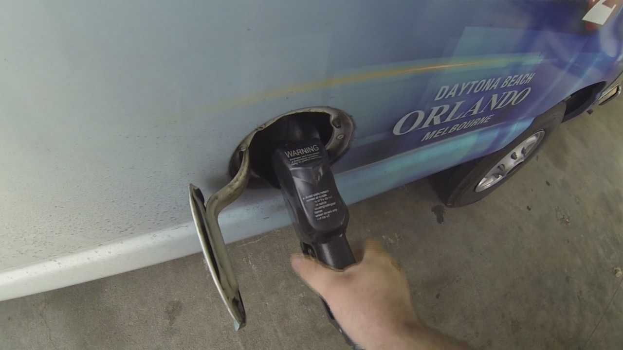 The gas shortage that hit parts of Central Florida over the weekend appears to be over.