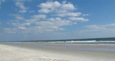 14. St. Augustine Beach, Saint Augustine Beach, Florida