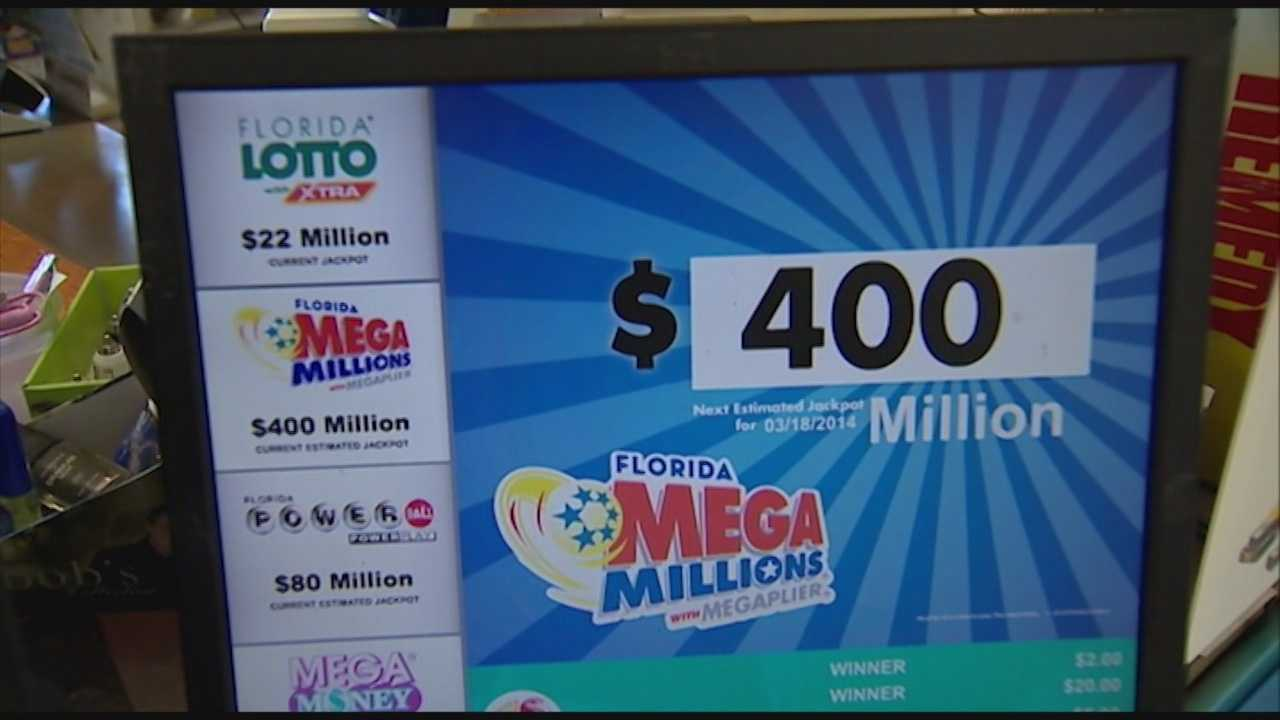 Two winning tickets will split the $400 million Mega Millions jackpot, and one of the tickets was sold in Brevard County.