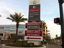 German was taken to Orlando Regional Medical Center where he was pronounced dead.