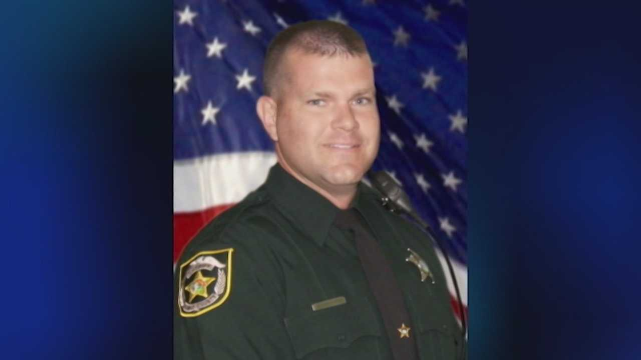 Officer Robert German was shot and killed Saturday, making him the first Windemere police officer killed in the line of duty in the agency's history.