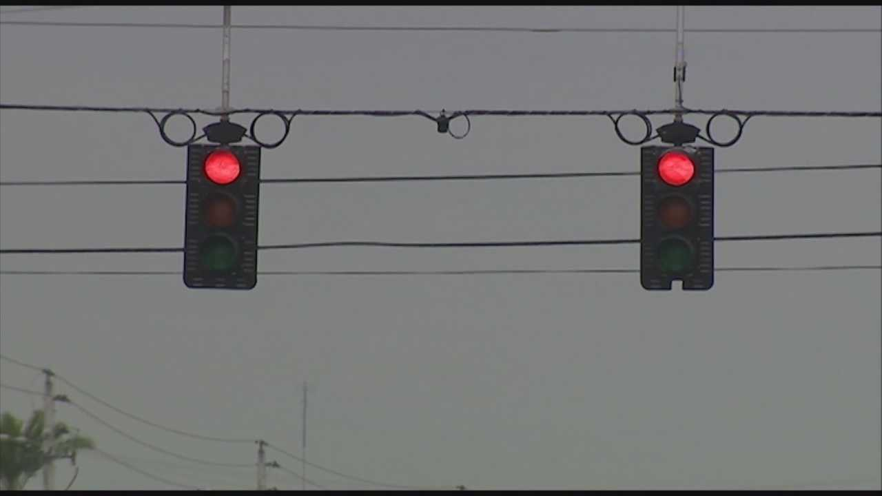 Palm Bay getting rid of red-light cameras, officials say