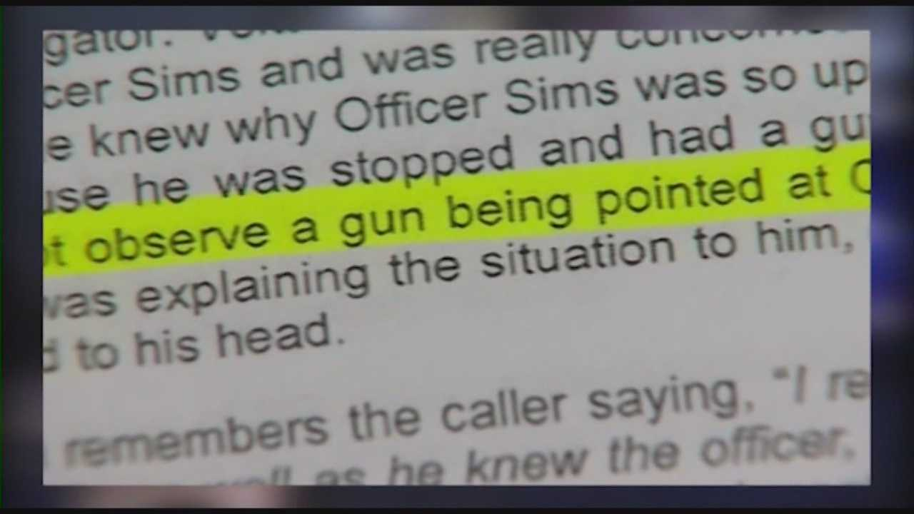 An Orlando Police officer who accused his colleagues of racial profiling is out of a job.