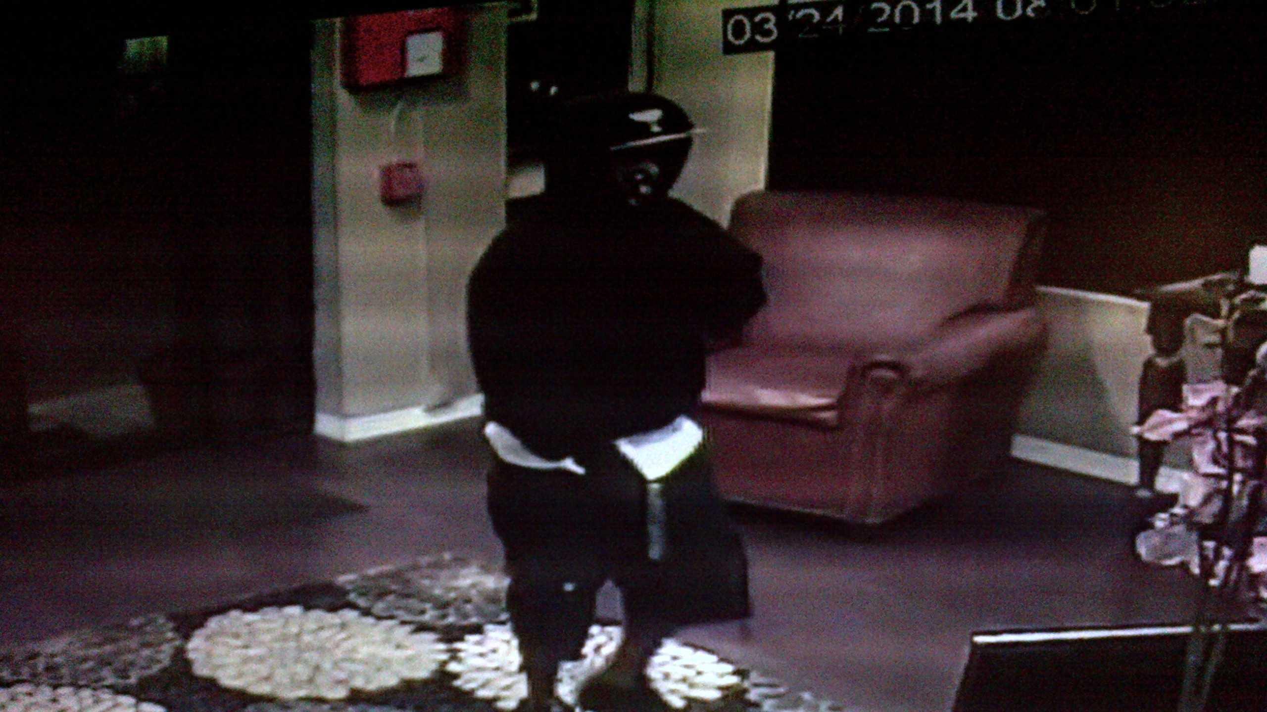 Rodeway Inn Surveillance Still