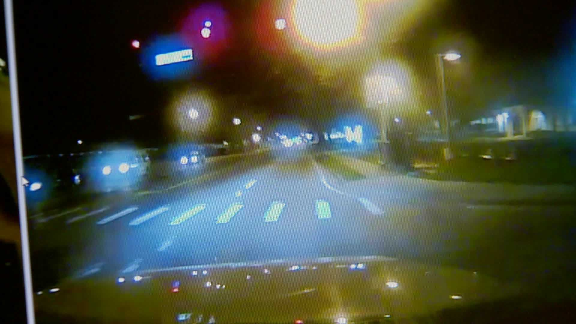 An Orlando police officer accuses his colleagues of racial profiling during a traffic stop. This raw video is from the traffic stop.