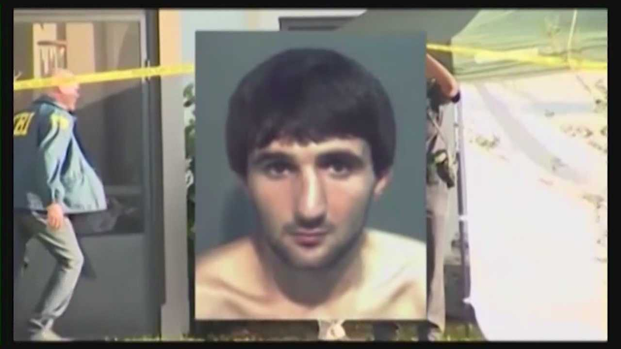 Ibragim Todashev was in the middle of writing a confession letter when FBI agents say he had a violent outburst, causing him to be shot by agents.