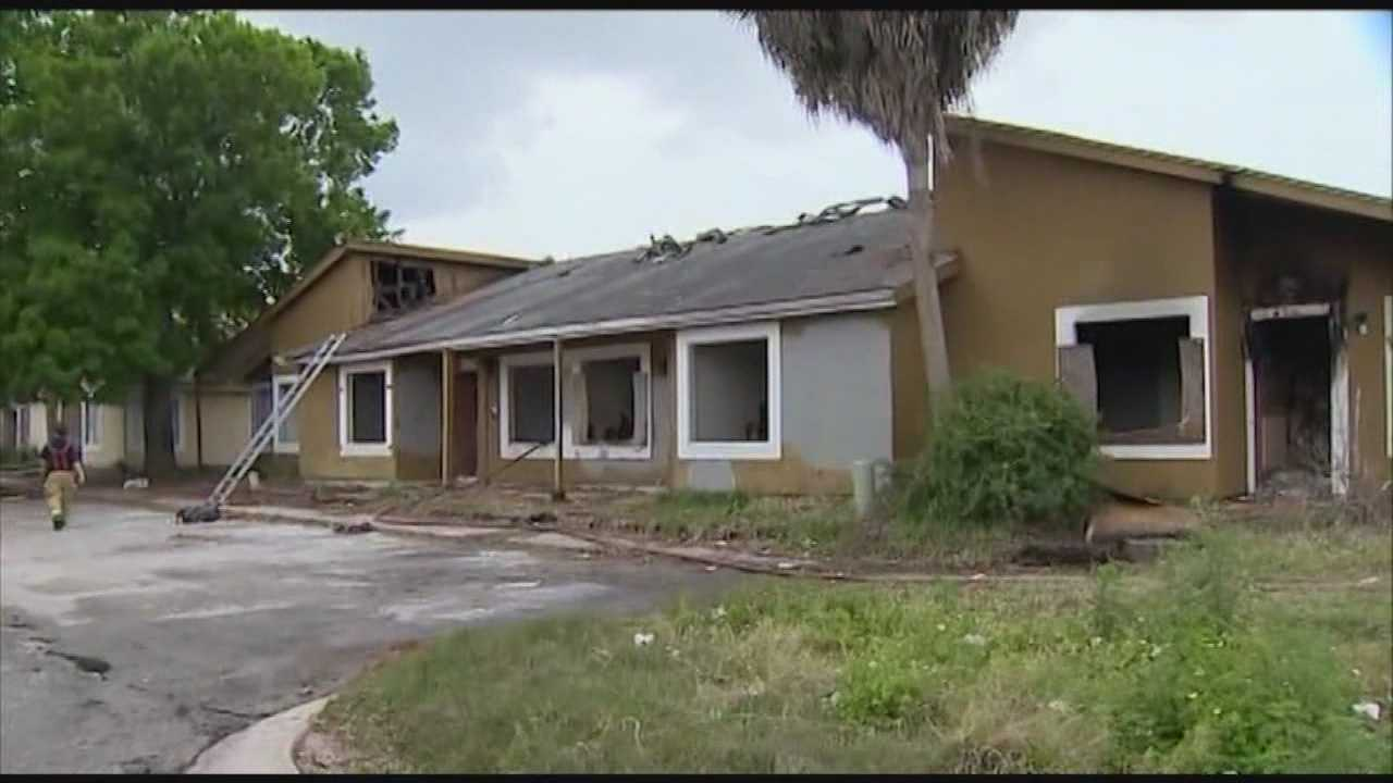 Reward offered in Orlando apartment complex fire, officials say