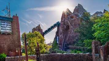 4: Expedition Everest- 50mph