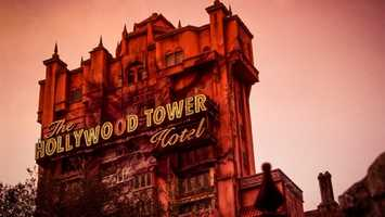 9: Tower of Terror- 30mph