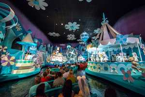 """As """"it's a small world"""" celebrates its 50th anniversary on Thursday, take a look at five little-known facts about the famous attraction."""