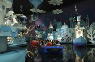 """Richard and Robert Sherman composed """"it's a small world"""" at the request of Walt Disney."""