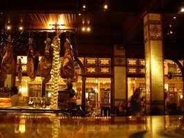 Ceviche Tapas Bar & Restaurant: Spanish cuisine125 W. Church St., Orlando, Fla. 32801Open until midnight Tuesday - Thursday, 2 a.m. Friday - Saturday