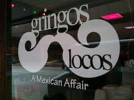 Gringos Locos: tacos, enchiladas, guacamole, burritos22 E. Washington St. Orlando, Fla. 32801Open until 3 a.m. daily