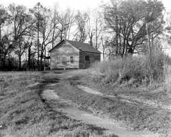 Abandoned house in Gadsden County. (Unknown date)