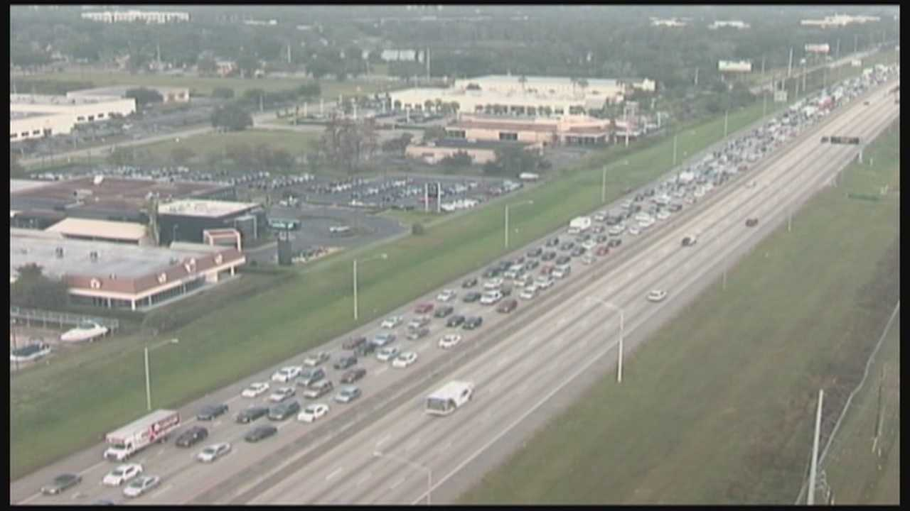 Company chosen Wednesday to rebuild I-4 in major transformation