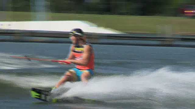 Wakeboarding competition highlights Orlando's place at center of sport