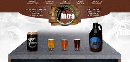 Intracoastal Brewing Company - 652 West Eau Gallie Boulevard, Melbourne