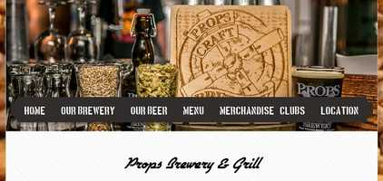 Props Craft Brewery - 255 Miracle Strip Parkway Southeast #19, Fort Walton Beach