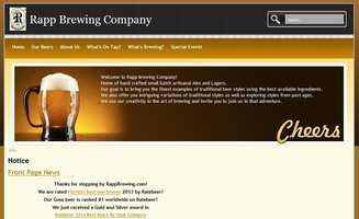 Rapp Brewing Company LLC - 10930 Endeavour Way Unit C, Seminole