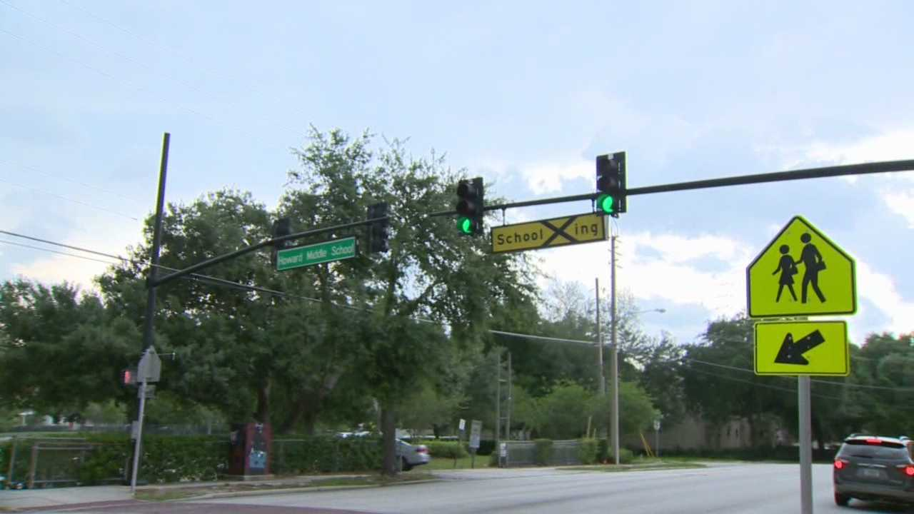 Parents question speed limit near middle school