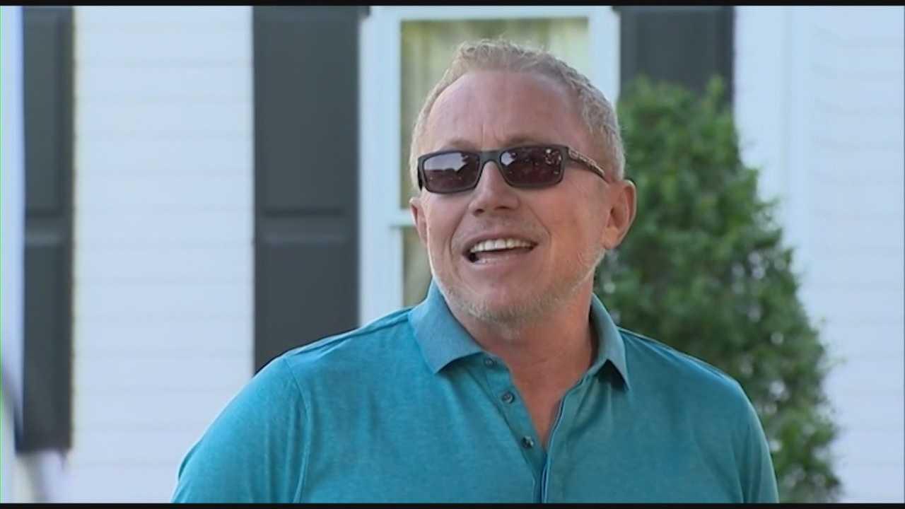 Bill Kitchen describes ninja robbers, Windermere home invasion