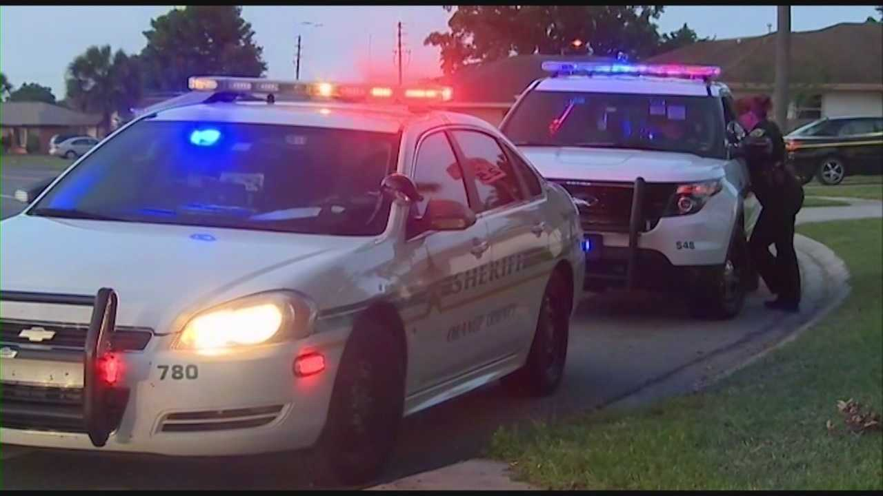 A man is recovering from a shooting Thursday night after a fight broke out in an Orange County park.