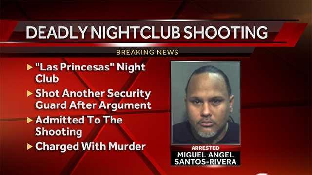 Security guard killed in Winter Garden night club shooting