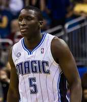 Victor Oladipo (Shooting guard) - $4,763,760Oladipo was drafted by the Orlando Magic in 2013.