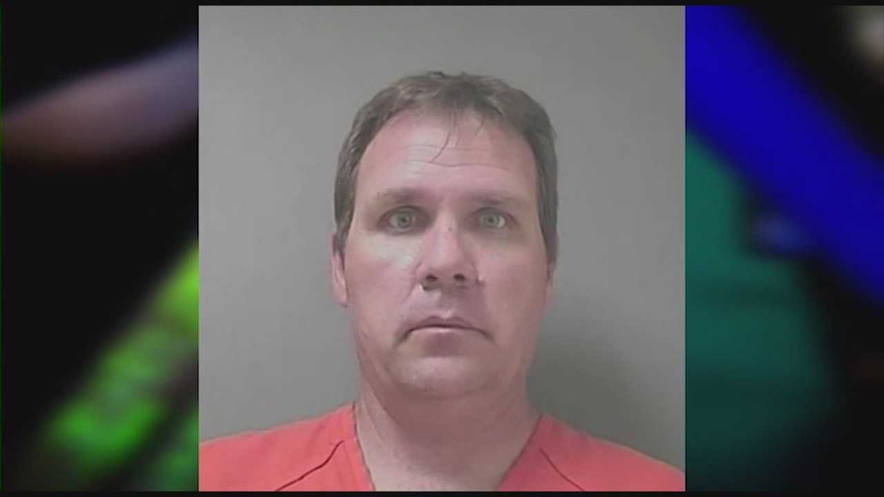 Gym coach accused of stealing money from students