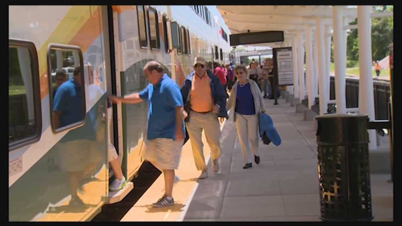 SunRail train begins charging patrons for rides