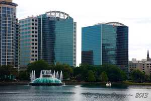 8. Paddle around in the over-sized swans at Lake Eola ParkTIP: Stick around for the evening water fountain show.