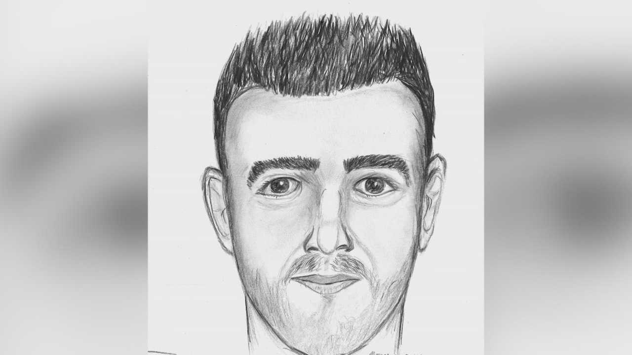 Police release sketch of man in attempted abduction