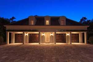 Four garages.
