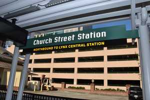 2. Take a ride on SunRail to the Church Street station for lunch.TIP: Get a reusable SunCard to avoid purchasing multiple one-time cards.