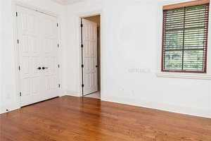 Master bedroom includes a master closet.