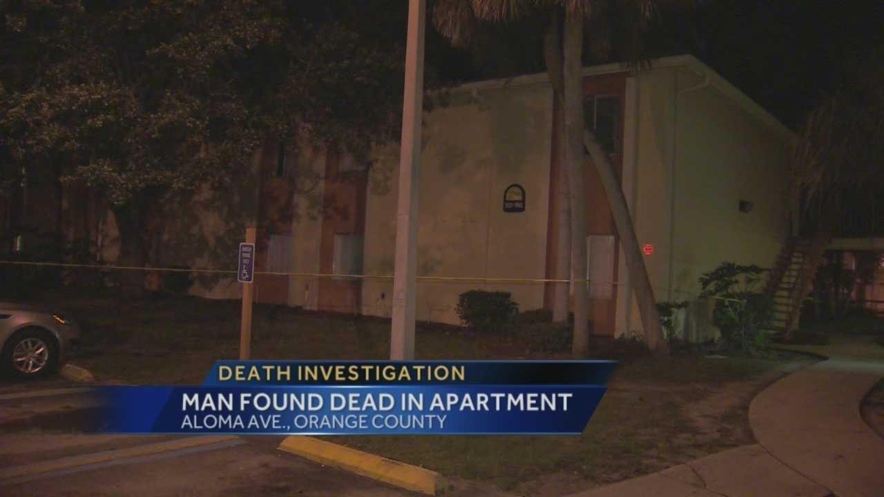 Orange County death investigated