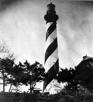 1880s: Anastasia Island, near St. Augustine