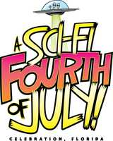 What: A Sci-Fi Fourth of JulyWhere: Celebration Town Center, Celebration, Fla.When: July 4 at 7:30 p.m.A Sci-Fi Fourth of July will feature a movie themed costume constest and will give participants a chance to win prizes. Guests can also enjoy a synchronized fireworks spectacular set to Sci-Fi themed music, bounce houses for kids, live music by Oliver's Queen, Carly Jo Jackson, Gina Marie Incandela, DJ Tami and more.Most importantly, there will be a special tribute to Veterans.Parking and admission is free.