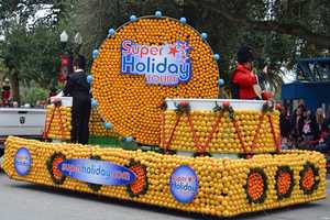 51. Go to the Florida Citrus Parade in Downtown Orlando ( December 30 - 10 a.m. - 12 p.m.).TIP: Public curbside seating is free and available starting at 6 a.m. It fills up quick so be sure to get out there early.