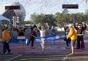 1. Beat your own running records during the Walt Disney World Marathon Weekend. (January 7-11, 2015)TIP: Friends and family who aren't competing can be a part of the ChEAR Squad. See runDisney's website to sign up.