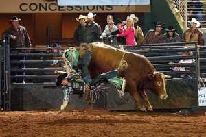 43. Visit the Kissimmee Sports Arena to see the rodeo. TIP: The KSA rents out the venue for weddings, Christmas parties and more. The venue can include entertainment like a live band or DJ, a Bull Riding Show, or even a Western Mystery Dinner. Learn more here.