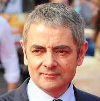 Rowan Atkinson voices Zazu from the movie the Lion King.