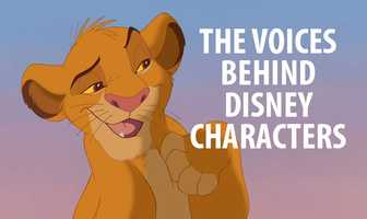Can you guess the voices behind these 20 Disney movie characters?