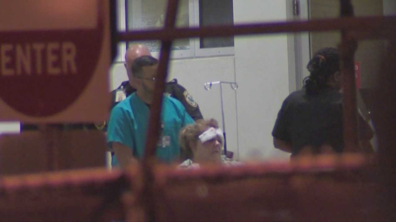 Corrections officer suffers beating from inmate at hospital