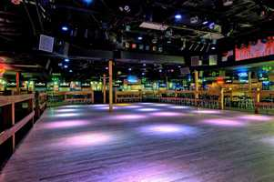 Cowboy's is a 20,000 square foot complex featuring one of Orlando's largest hardwood dance floors. If you're looking to become a pro line dancer, the bar offers free line dance lessons Thursday, Friday and Saturday night.OpenMonday - Wednesday 7 a.m.- 9 p.m. andThursday - Saturday: 7 a.m.-2 a.m.1108 S. Orange Blossom Trail, Orlando, FL 32805