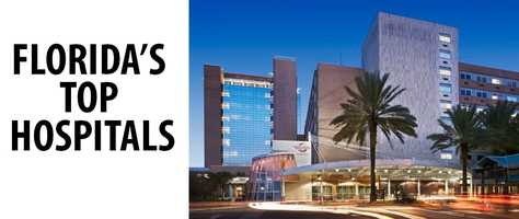 U.S. News & World Report recently released its rankings of Florida hospitals. See the list.(Some of the rankings were tied because of the hospitals high-performing specialties, U.S. News & World Repor says.)