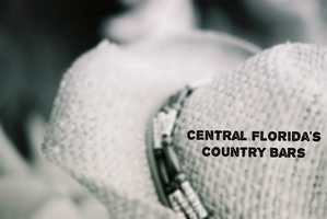 Get your honky tonk on at one of Central Florida's country bars.
