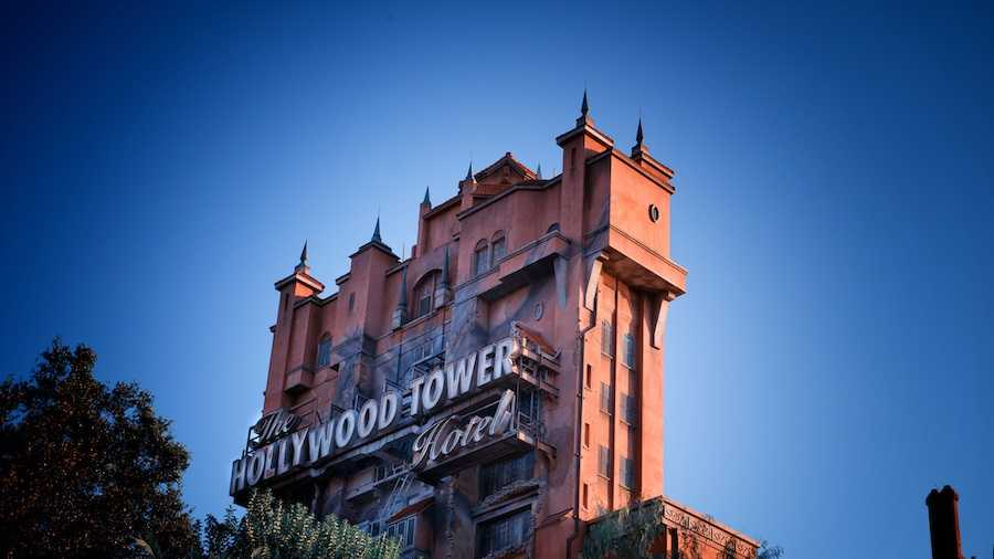 The Twilight Zone Tower of Terror at Walt Disney's Hollywood Studios celebrated its 20th anniversary this year. Here are 20 facts about the attraction.