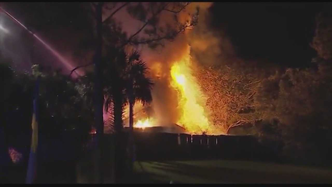 Two fires that broke out this weekend on the same street where two other fires occurred earlier this month in Sanford are being considered suspicious.